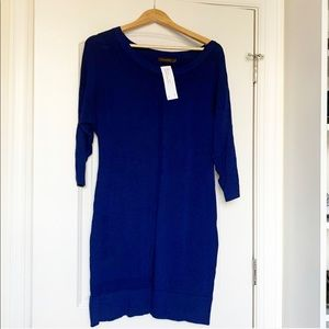 The Limited Sweater Dress Large